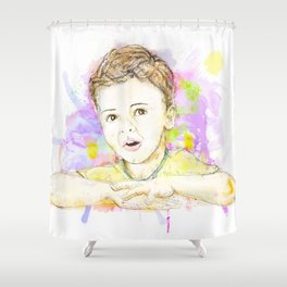 Graham Shower Curtain