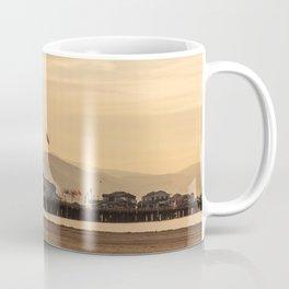 Sunrise in Santa Barbara California Coffee Mug