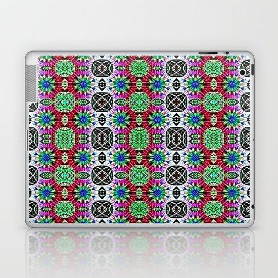 Hawaiian Garden 4 Laptop & iPad Skin