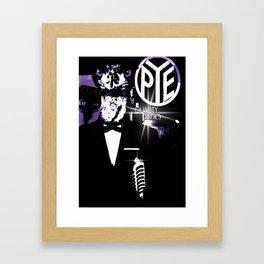 Quality Radio Framed Art Print