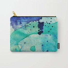 Pastel Color Splash 02 Carry-All Pouch