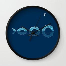 narcissistic nessie Wall Clock