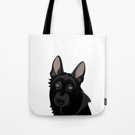 Black is Black Tote Bag