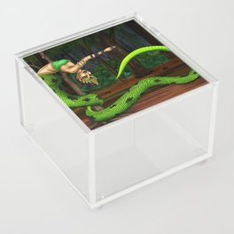 Pole Creatures: Nagi Acrylic Box