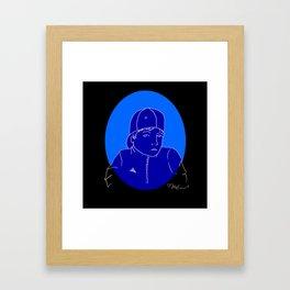 Vicente Framed Art Print