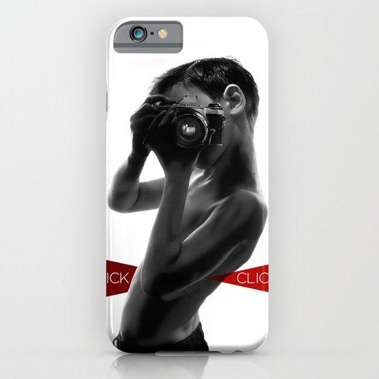 Click click iPhone & iPod Case