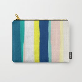 Vertical stripes Carry-All Pouch