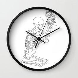 Prey2 Wall Clock