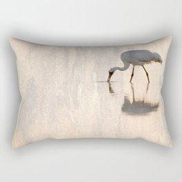 Endangered Rectangular Pillow