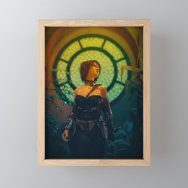 The Empress I Framed Mini Art Print