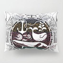 Ocean Galaxy Pillow Sham