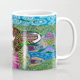 The Indian Fisher Woman Coffee Mug