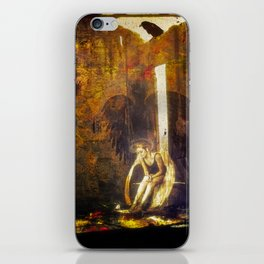 Inner Turmoil iPhone Skin