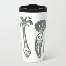 X-rays vegetables (white background) Travel Mug