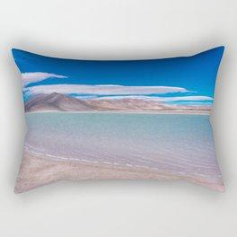 Piedras Rojas (Red Rocks), San Pedro de Atacama Desert, Chile 2 Rectangular Pillow