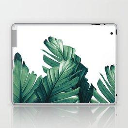 Green Banana Leaves Dream #1 #tropical #decor #art #society6 Laptop & iPad Skin