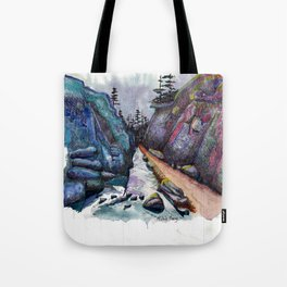 Eleven Mile Canyon, Colorado Tote Bag
