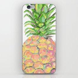 Brite Pineapple iPhone Skin