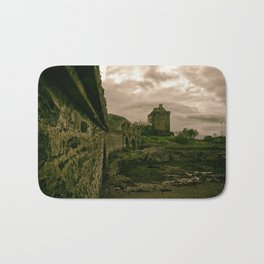 Eilean Donan Castle, Kyle of Lochalsh, Scotland Bath Mat