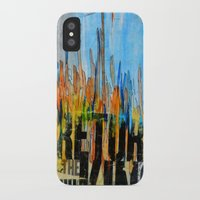 return iPhone & iPod Cases featuring Return by silvsstang