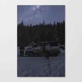 Starry Nights Canvas Print