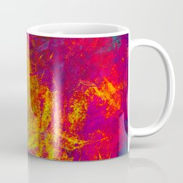Mandala Colur Burst Coffee Mug