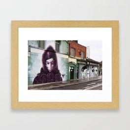 Reject Framed Art Print