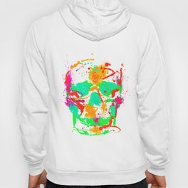 Dead Color Skull Hoody