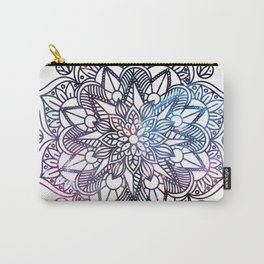 Universe Mandala Carry-All Pouch