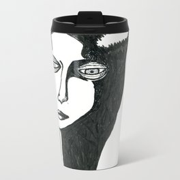 alone Metal Travel Mug