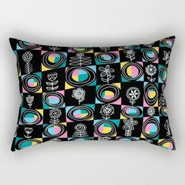 Perplexed Rectangular Pillow