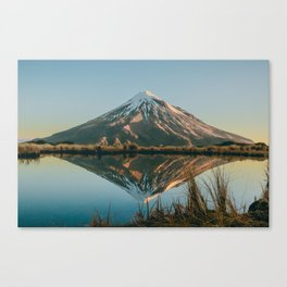 Reflecting on life Canvas Print