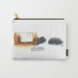 Pill bugs Carry-All Pouch