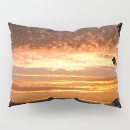 Golden Morning Pillow Sham
