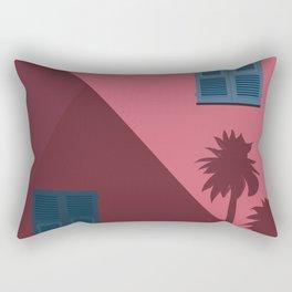Postcard fom Italy Rectangular Pillow