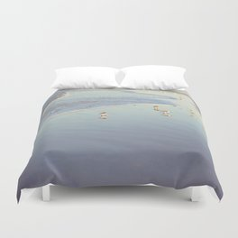 Early Birds Duvet Cover