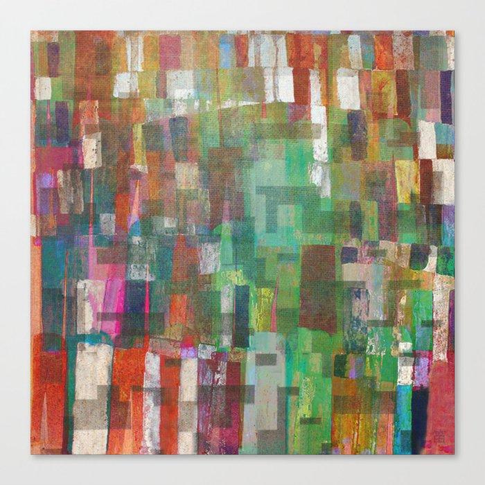 Babel Canvas Print