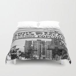 Coney Island Vintage Duvet Cover