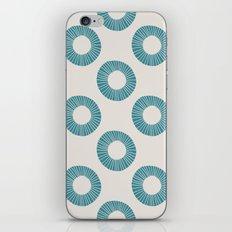 Pineapple Slice iPhone & iPod Skin