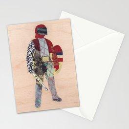 Defender Stationery Cards