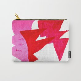 Lumpy Pink Lightning1 Carry-All Pouch