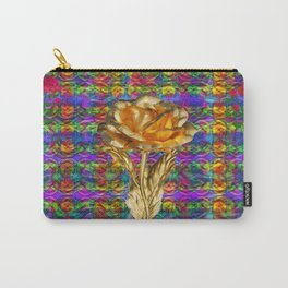 """""""Rose Facination"""" Carry-All Pouch"""