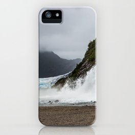 Nugget Falls and the Mendenhall iPhone Case