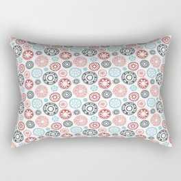 Daisy Doodles 1 Rectangular Pillow