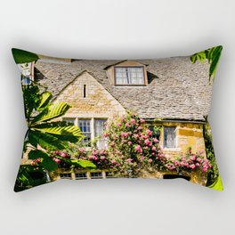 Framed by nature. Rectangular Pillow