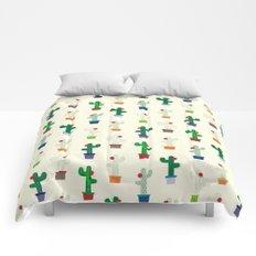 The Cactus! Comforters