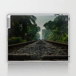 Railroad Track Laptop & iPad Skin
