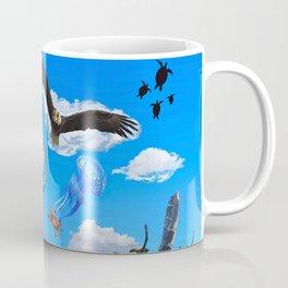 Marine Skies Coffee Mug