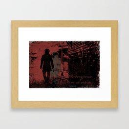 Sween'y Framed Art Print