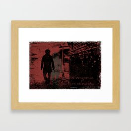 Sween'y Framed Art Print